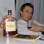 Hennesy party