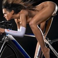 Женский оргазм от физических упражнений