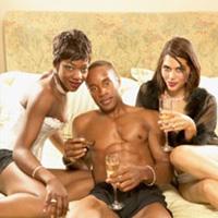Любители группового секса