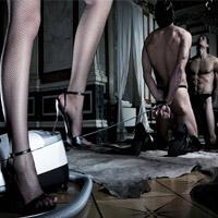 Мужская имитация оргазма