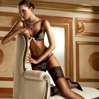 Женское белье обнаженного тела